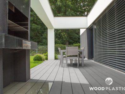 WoodPlastic® terasy max forest inox