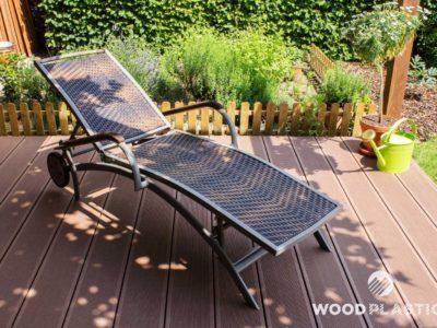 WoodPlastic® terasy max star palisander