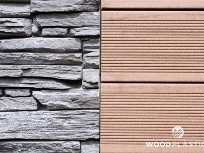 WoodPlastic® terasy star palisander