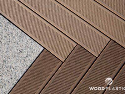WoodPlastic® terasy star teak a palisander